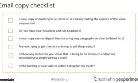 Email Copywriting: A Few Cool Ways to Increase Email Clickthrough Rate