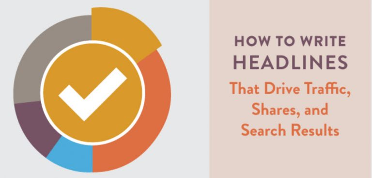How To Write Headlines That Drive Traffic, Shares, And Search Results